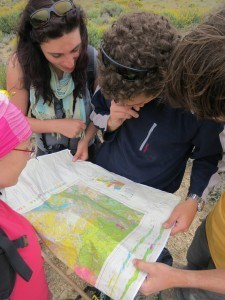 Our friend: the geological map!